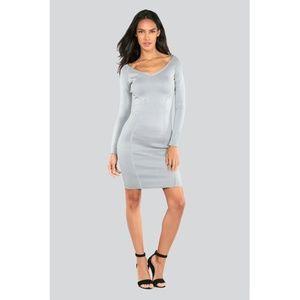 Long Sleeve Classic Dress